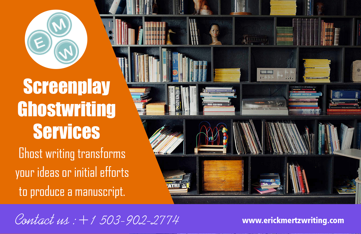 Screenplay Ghostwriting Services