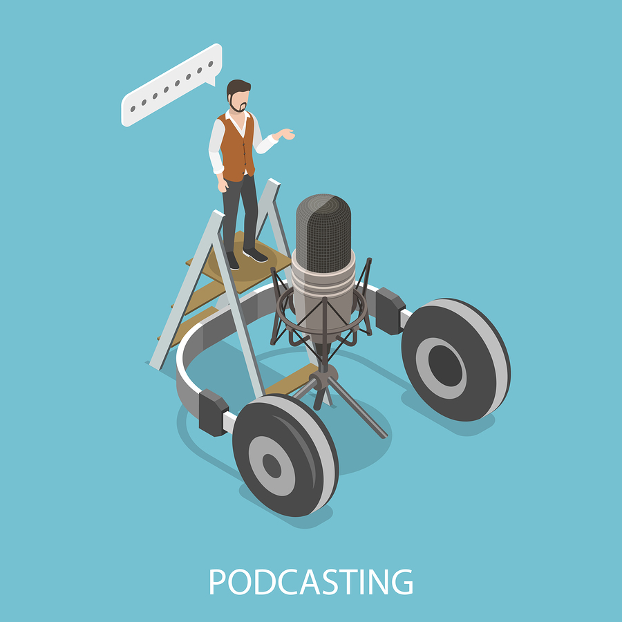 The Best Self-Publishing Podcasts – Ask A Ghostwriter