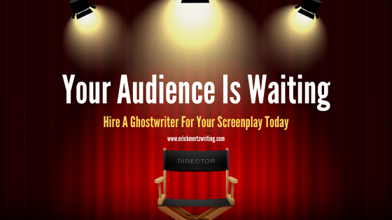 Screenplay Ghostwriter Services