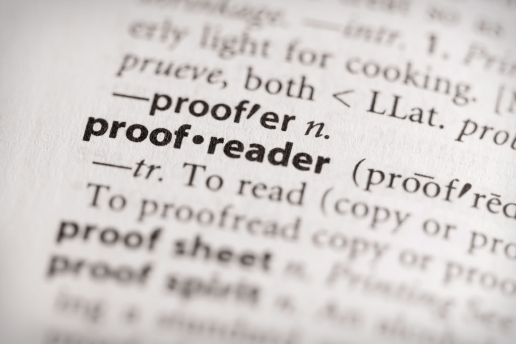 proofreading, erick mertz, portland oregon