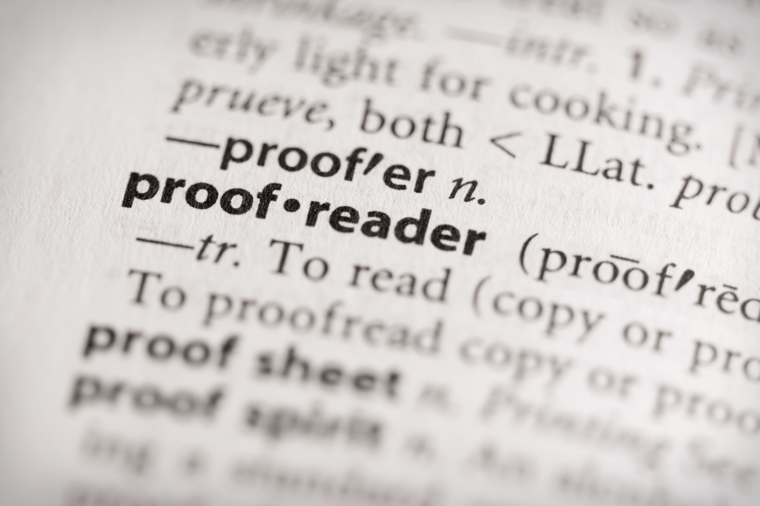 Is It The Right Time For Proofreading Your Novel?